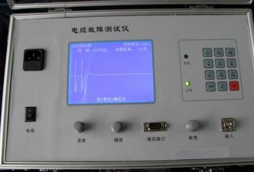 地埋电缆故障测试仪的使用注意事项