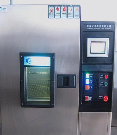高低温试验箱的温度变化速率说明