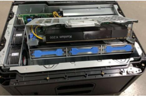 """百度昆仑芯片上线,为工业领域的智能化升级按下""""快..."""