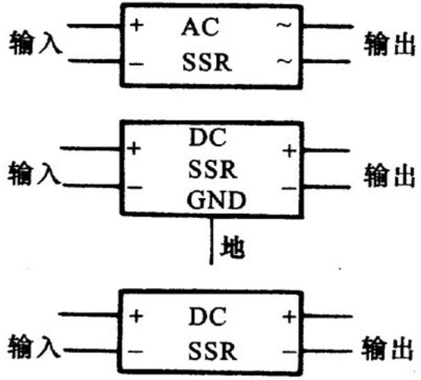 固态继电器的图形符号_固态继电器可以并联吗
