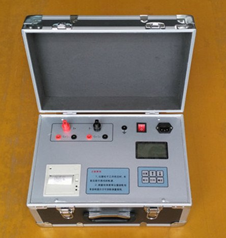 变压器直流电阻测试仪的直流电阻测试方法