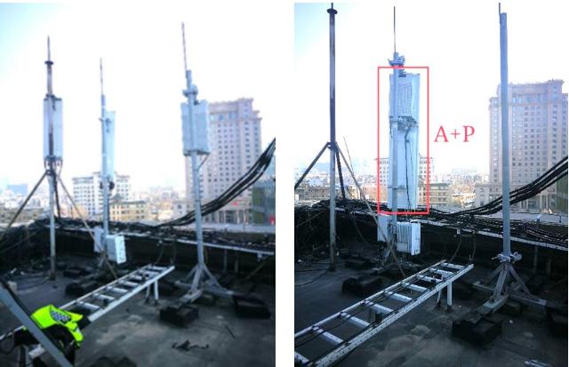 山東聯通攜手華為成功部署了首個A+P一體化方案