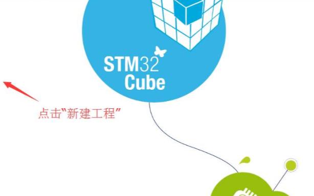 STM32CubeMX新建工程+ 基本IO配置过程