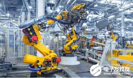 """""""機器換人""""生產模式變革 即將迎來新的天地"""