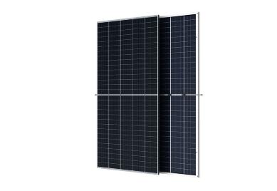 天合光能500W+至尊组件产品量产,采用了三分片无损切割技术方案
