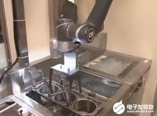 日本餐廳引進煮面機器人 可有效防止新冠病毒的傳播