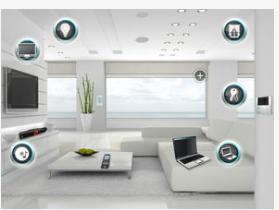 智能家居产品正在走向普通家庭