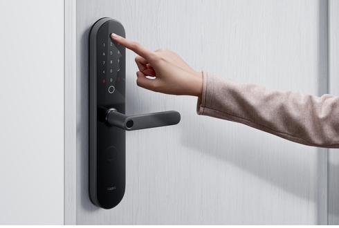 Aqara智能门锁N100支持手机APP设定和七大开锁方式