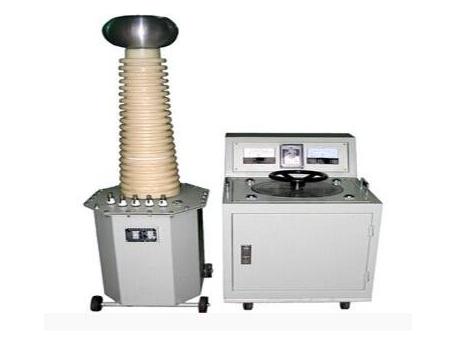油浸式高压试验变压器的原理及实验方法