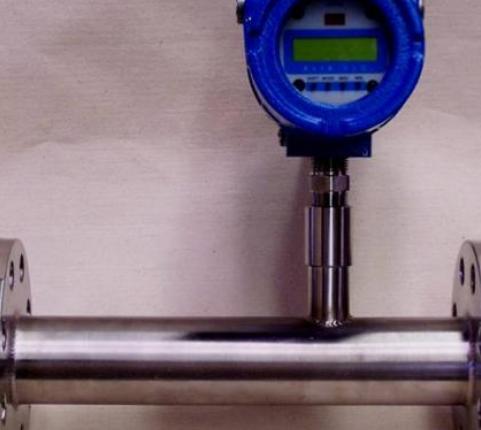 热式气体质量流量计的安装说明