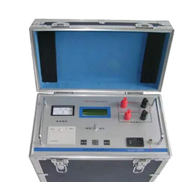 变压器直流电阻测试仪的相关参数