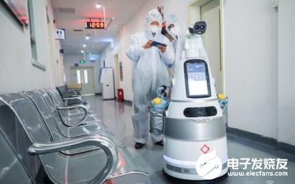 使用機器人和無人機對抗病毒 是技術創新的一大應用...