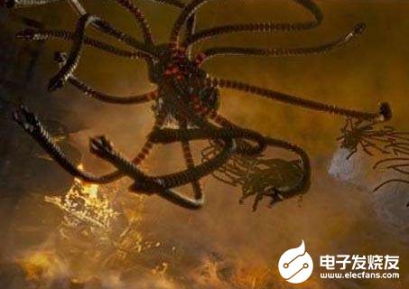 仿章魚機器人可任意變形 應用前景十分值得期待