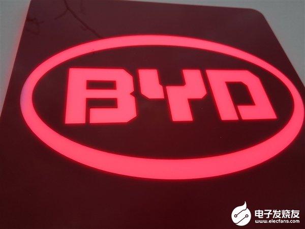 比亚迪丰田合作新进展 电动车科技公司注册成立