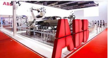 上海ABB機器人新工廠將于2021年投入運營