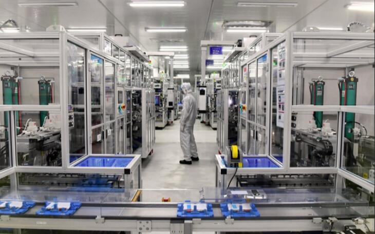 投資1850億 Q1鋰電產業投擴產追蹤