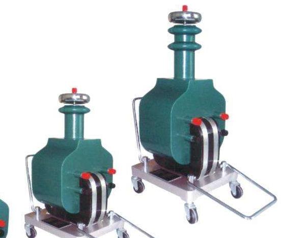 高压干式试验变压器的使用说明