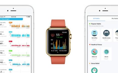 Apple Watch用戶可使用心電圖應用程序監視身體反應