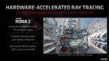 AMD公布RDNA2基于DXR1.1的、硬件加速...