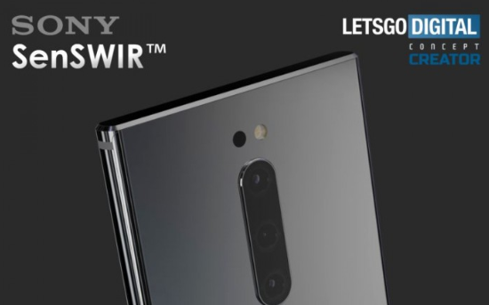 索尼全新图像传感器可将SWIR光转换为可见光