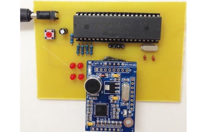 使用51单片机设计LD3320语音控制器智能家居的详细说明