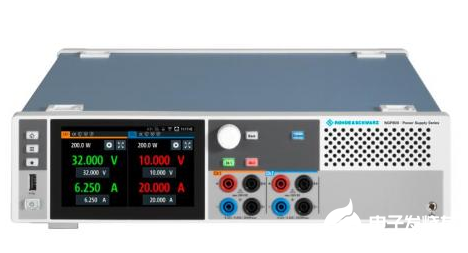 Rohde & Schwarz新一代電源適用于工作臺和自動測試系統