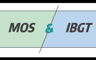 开关元件MOS管与IGBT管的区别