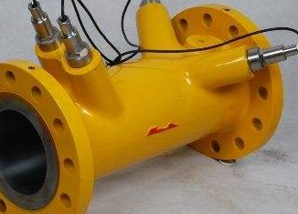 天然气超声波流量计的安装说明