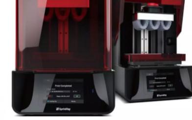 桌面级DLP 3D打印机的工作原理及应用范围