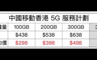 香港三家电信运营商公布5G套餐计划,下月正式提供...