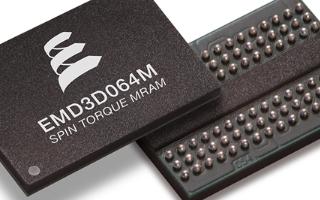 新一代STT-MRAM升级到12nm,适用于各种...