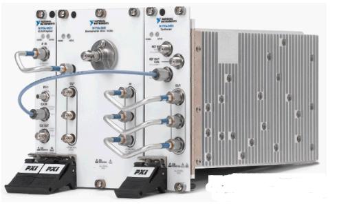 RF矢量信號??分析儀頻率調制和諧波測量