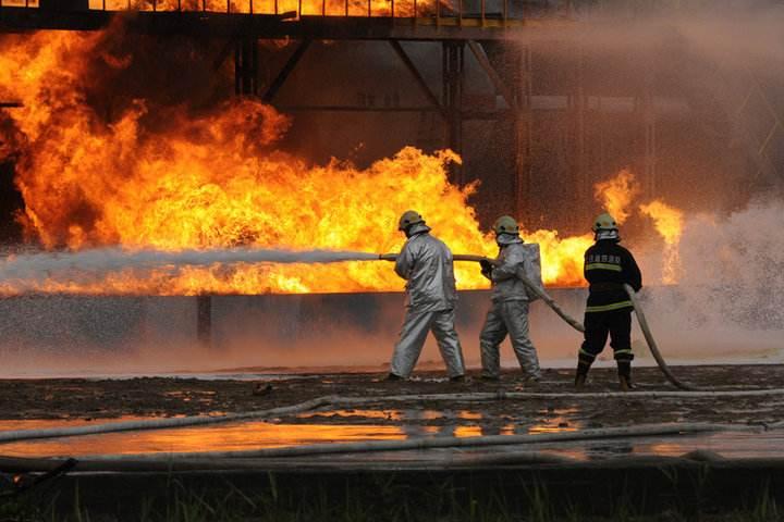 智慧消防为火灾构建一道防护墙