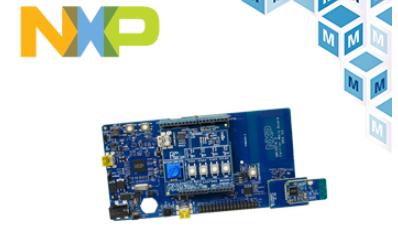 贸泽开售内置蓝牙5 SoC 的NXP QN909...