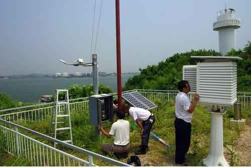 環保在線監測解決方案