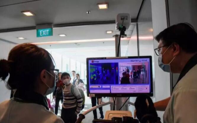 国外怎么看待中国抗疫?机器人+人工智能如何展现硬实力