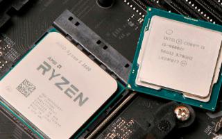 AMD锐龙5 3600和Intel酷睿i5-9600KF同价位的对位竞争