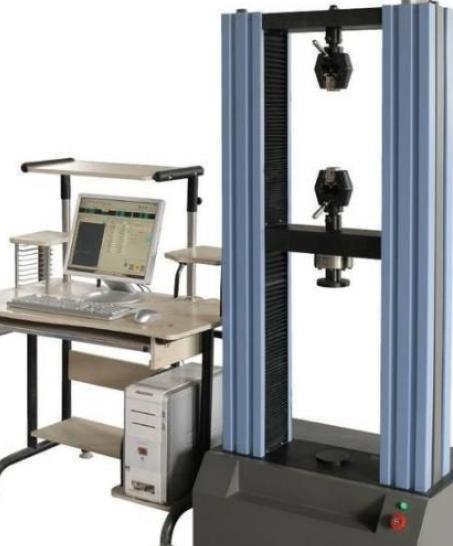 电子拉力试验机怎样连接电脑