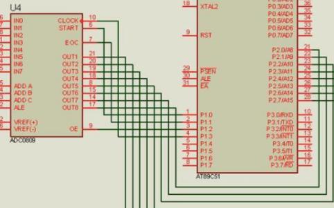 通过单片机来设计自由摆的平板控制系统