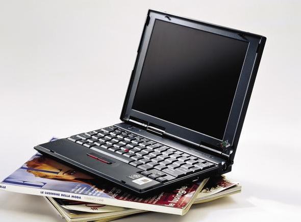 笔记本电脑常用的四种接口