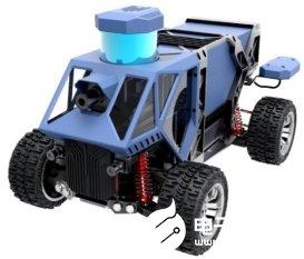 致力建设全开放的生态系统,Noosphere汽车自动驾驶教学科研平台推出