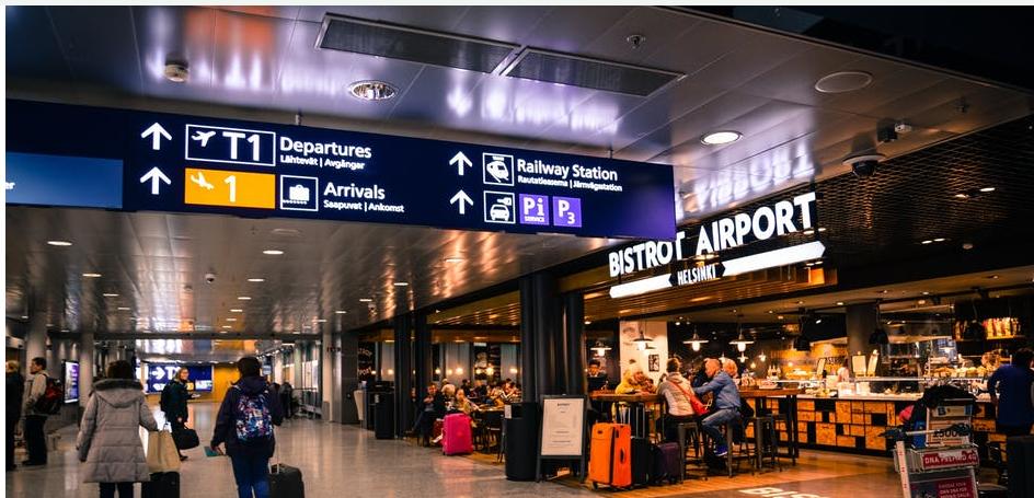 物联网如何给机场乘客不一样的体验