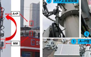 湖南电信联合华为部署首个A+P一体化极简站点,加...