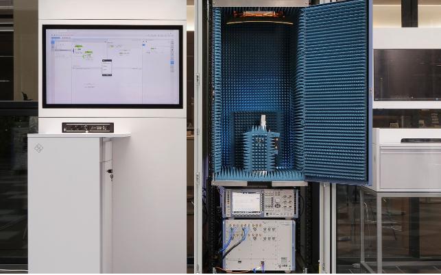 羅德與施瓦茨展示5G NR FR1和FR2信令測試解決方(fang)案