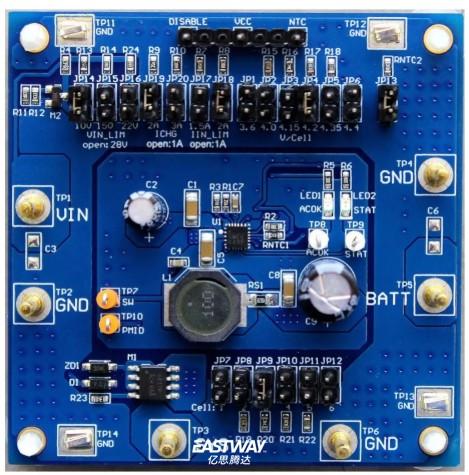 MP2759-36V/3A 開關充電器,為你的電...