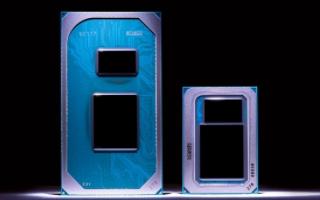 Intel下一代移动平台采用10nm工艺制造,大幅提升AI性能