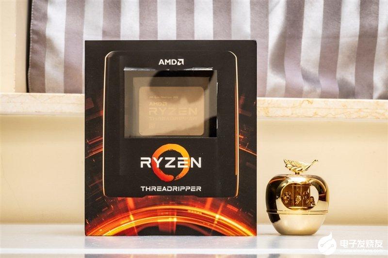 AMD銳龍Threadripper 3990X性(xing)能實測 與Intel拉開(kai)無法(fa)逾越的(de)差距