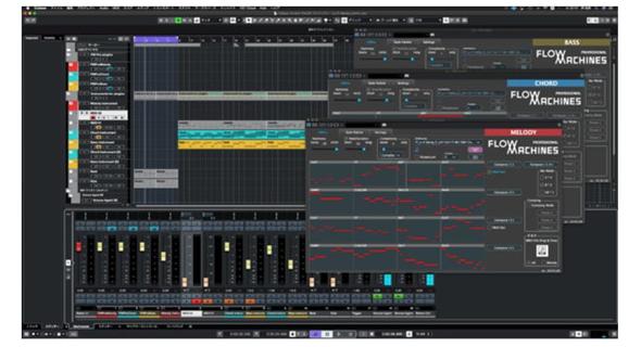 索尼CSL基于AI的辅助音乐制作服务