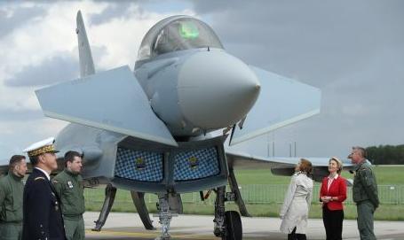 德國空軍將采購多架不同型號的戰飛機來取代狂風戰斗機機隊