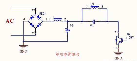 电磁炉核心元器件解析